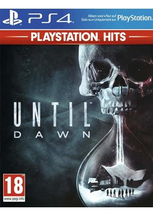 PS4 Until Dawn - Playstation Hits - GamesGuru
