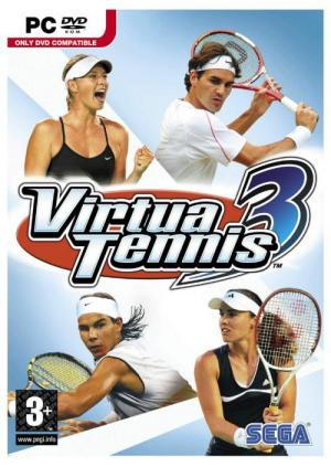 GamesGuru.rs - Virtua Tennis 3 - Igrica za kompjuter