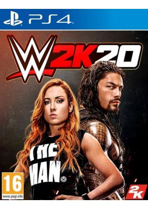PS4 WWE 2k20 - GamesGuru