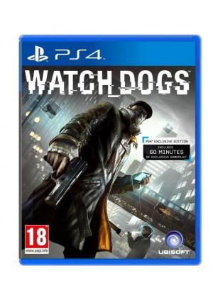 PS4 WATCH DOGS - KORIŠĆEN