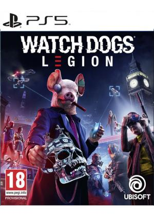 PS5 Watch Dogs: Legion - GamesGuru
