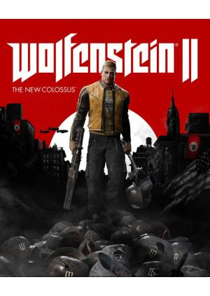 PC Wolfenstein 2 The New Colossus
