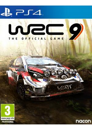 PS4 WRC 9 - GamesGuru
