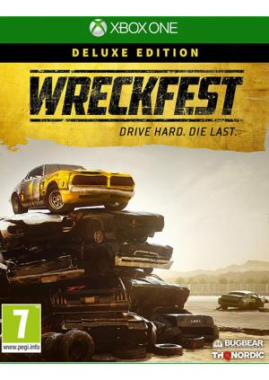 XBOX ONE Wreckfest Deluxe Edition - GamesGuru