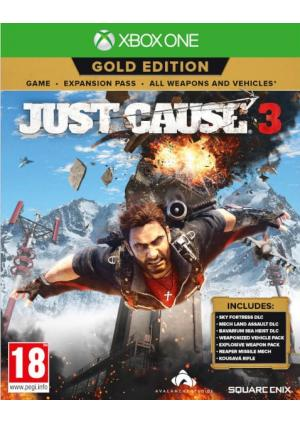 Just Cause 3 Gold Edition