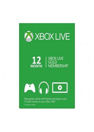XBOX LIVE GOLD 12 MESECI - GamesGuru