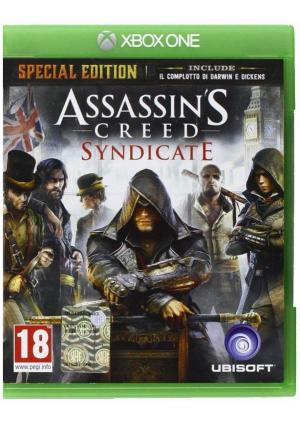 Assassin's Creed Syndicate Special Edition