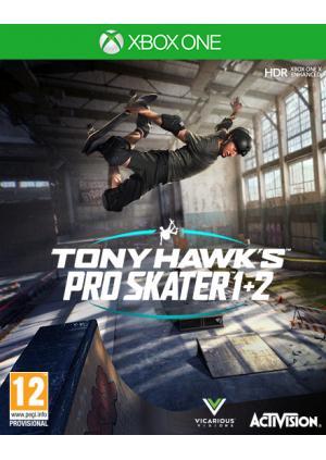 XBOXONE Tony Hawk's Pro Skater 1 and 2 - GamesGuru