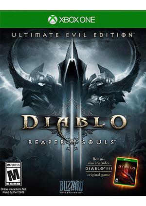 GamesGuru.rs - Diablo III Reaper of Souls Ultimate Evil Edition - Preorder