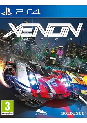 PS4 Xenon Racer - GamesGuru