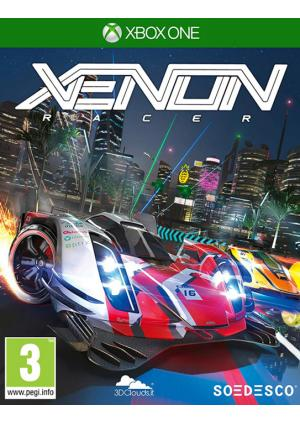 XBOX ONE Xenon Racer- GamesGuru