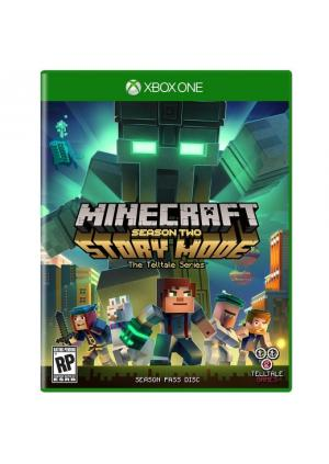 XBOXONE Minecraft Story Mode: Season Two