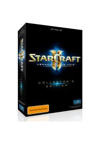 PCG Starcraft 2 - Legacy of The Void Collectors edition