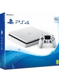PlayStation PS4 500GB Slim White