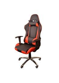Gaming Chair e-Sport DS-058 BlackRed (PU,PVC)