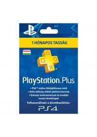 PSN PLUS PRETPLATA ZA PS4 I PS3 1 MESEC HUN NALOG -GamesGuru