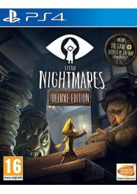 PS4 Little Nightmares Complete Edition - Gamesguru