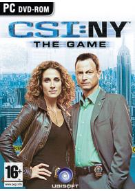 GamesGuru.rs - CSI New York The game - Igrica za kompjuter