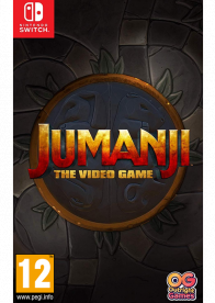 Switch Jumanji: The Video Game - GamesGuru