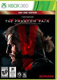 Metal Gear Solid V The Phantom Pain Day1