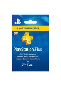 PSN PLUS PRETPLATA ZA PS4 I PS3 12 MESECI UK NALOG - GamesGuru