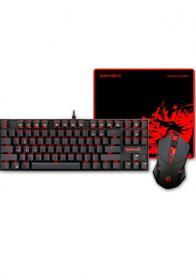 Redragon Combo K552+M601+P001 - GamesGuru