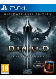 PS4 DIABLO 3 ULTIMATE EVIL EDITION (D3+REAPER OF SOULS)