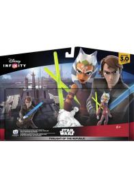 Infinity 3.0 Star Wars Playset - Twilight of the Republic (Anakin, Ashoka and Playset piece)