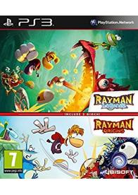 Compilation Rayman Legends & Rayman Origins