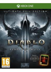 XBOX ONE DIABLO 3 ULTIMATE EVIL EDITION (D3+REAPER OF SOULS)