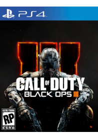 PS4 CALL OF DUTY BLACK OPS 3 - KORIŠĆEN
