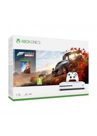 XBOXONE S Console 1TB White + Forza Horizon 4 - GamesGuru