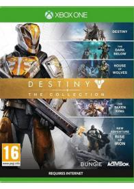 Destiny Rise of Iron Complete Collection (Destiny + The Taken King + Rise Of Iron)
