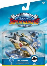 Skylanders SuperChargers Vehicle Jet Stream