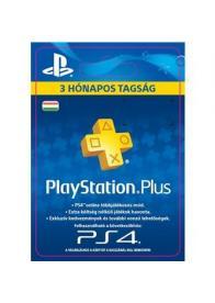 Playstation Plus pretplata 3 meseca HU nalog