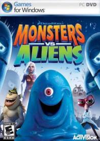 GamesGuru.rs - Monsters vs Aliens - Igrica za računar