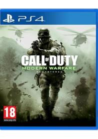 Call of Duty: Modern Warfare Remastered PS4 GAMES GURU