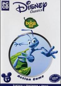 GamesGuru.rs - A Bugs Life cover - Igrica - Avanatura