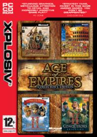 GamesGuru - Age of Empires Collectors edition - Originalne igrice za kompjuter