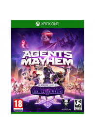 XBOXONE Agents of Mayhem Day One Edition