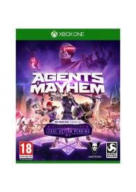 XBOXONE Agents of Mayhem Day One Edition