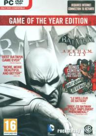 Batman Arkham City  Game of the Year Edition