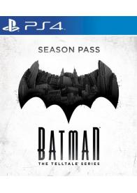 PS4 BATMAN THE TELL TALE SERIES
