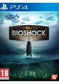 PS4 Bioshock The Collection - GamesGuru