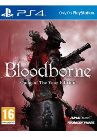 PS4 Bloodborne GOTY - KORIŠĆENO- GAMESGURU