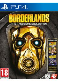 PS4 Borderlands the Handsome Collection - GamesGuru