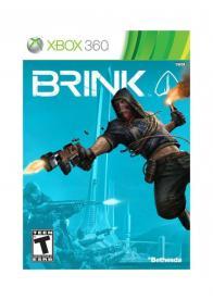 XBOX 360 BRINK