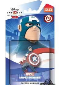 Disney Infinity 2.0 - Capitain America