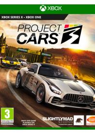 XBOX ONE Project Cars 3- GamesGuru