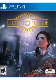PS4 Close to the Sun -GamesGuru